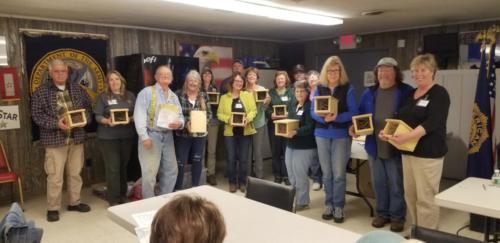 PBBA Bee Box Holders 2019